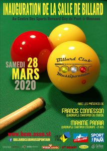 BILLARD CLUB PONT A MOUSSON